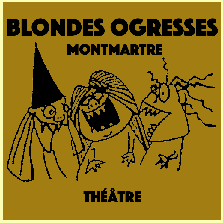 logo blondes ogresses